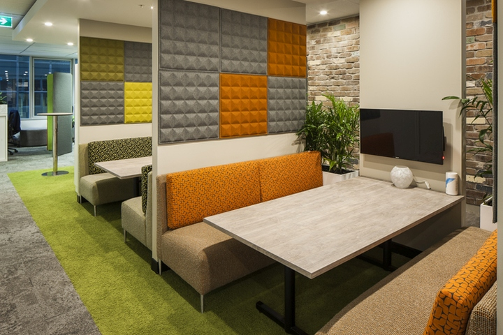 Amicus Interiors Offices, Sydney – Australia