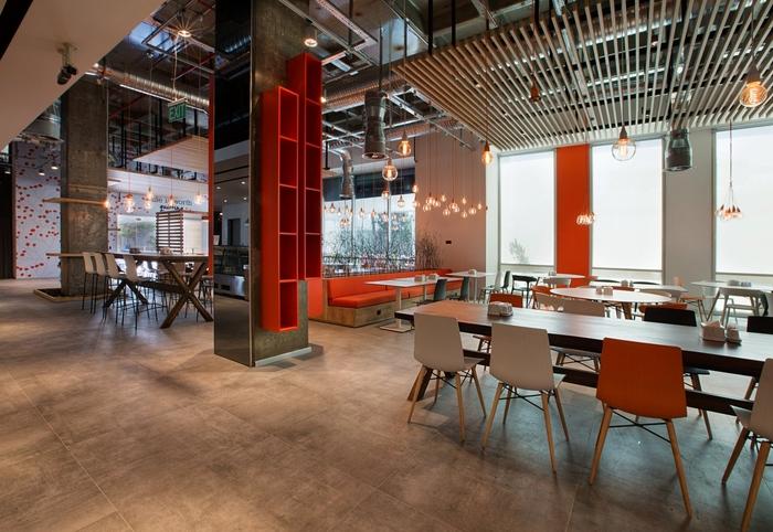 ING Bank Canteen – Istanbul