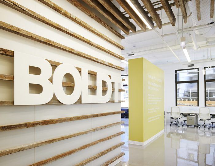 The Boldt Company Offices – Chicago