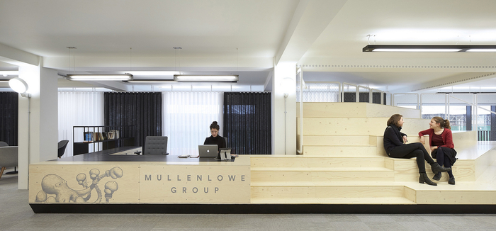 MullenLowe Group Offices – London
