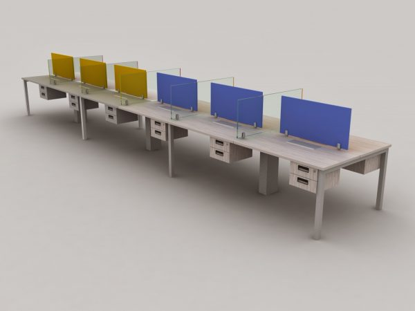 Workstation Office Furniture - The Best of Dubai Office Furniture by SAGTCO