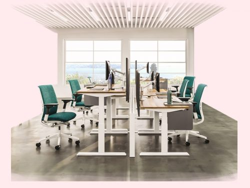Height Adjustable Desks - Sit Stand Desk